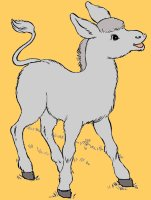 HonkingDonkey Kids Coloring Pages Logo